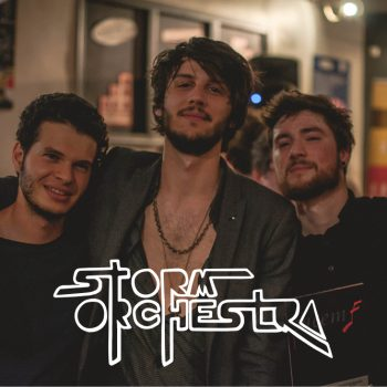 Photo carrée Storm Orchestra Nextone